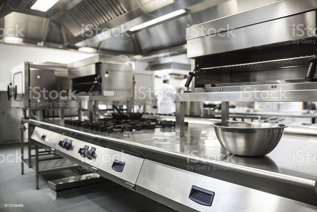 Arbeitsfläche und Küchenausstattung - Lizenzfrei Arbeiten Stock-Foto