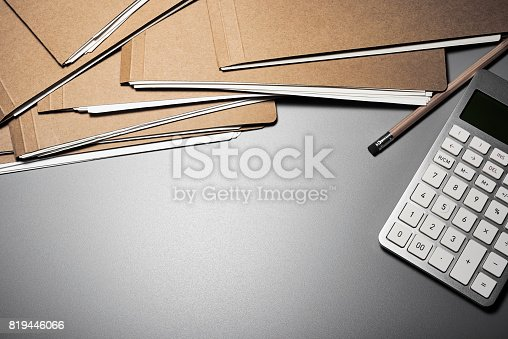 istock Work tools. 819446066