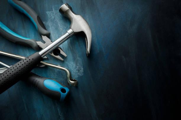 작업 도구: 작업 도구 정 - 양구 스패너 뉴스 사진 이미지