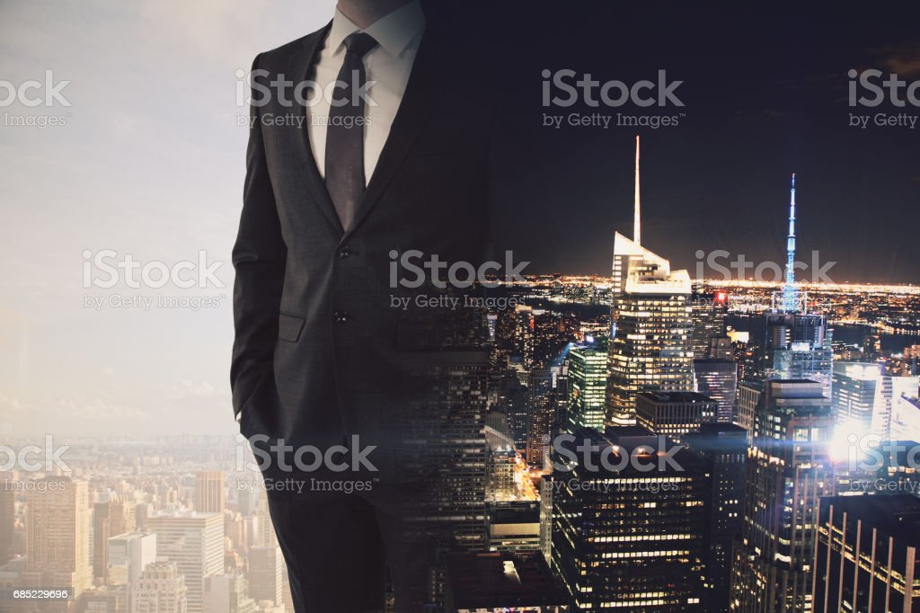 Workaholic concet royalty-free stock photo