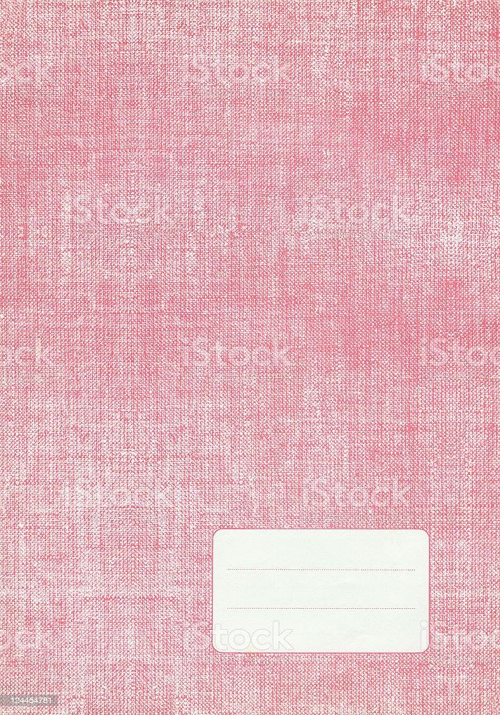 Workbook royalty-free stock photo
