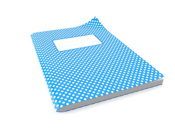 Workbook Workbook isolated on white background workbook stock pictures, royalty-free photos & images