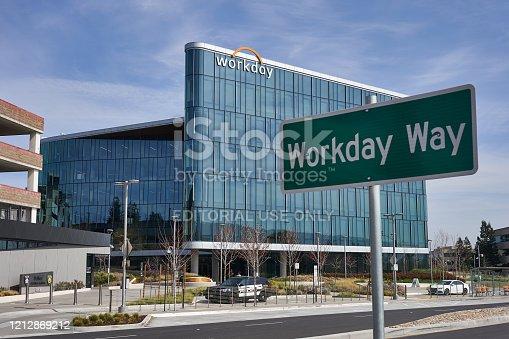 istock Workday Headquarters Building Exterior 1212869212