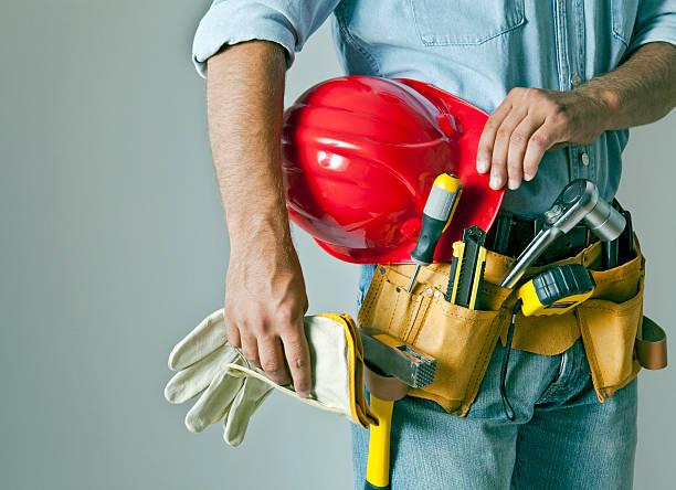 trabalhador - consertador - fotografias e filmes do acervo