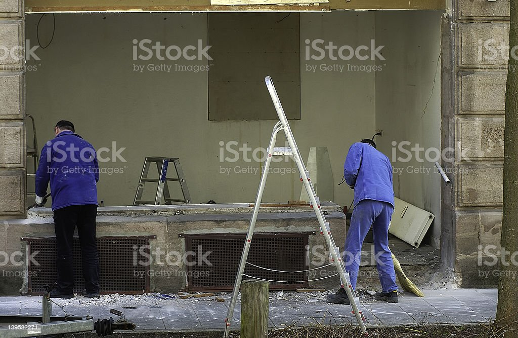 worker_5 royalty-free stock photo