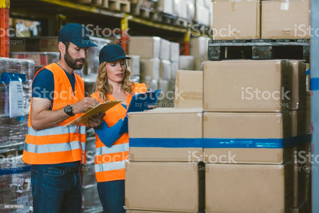 Adult merchandise warehouses foto