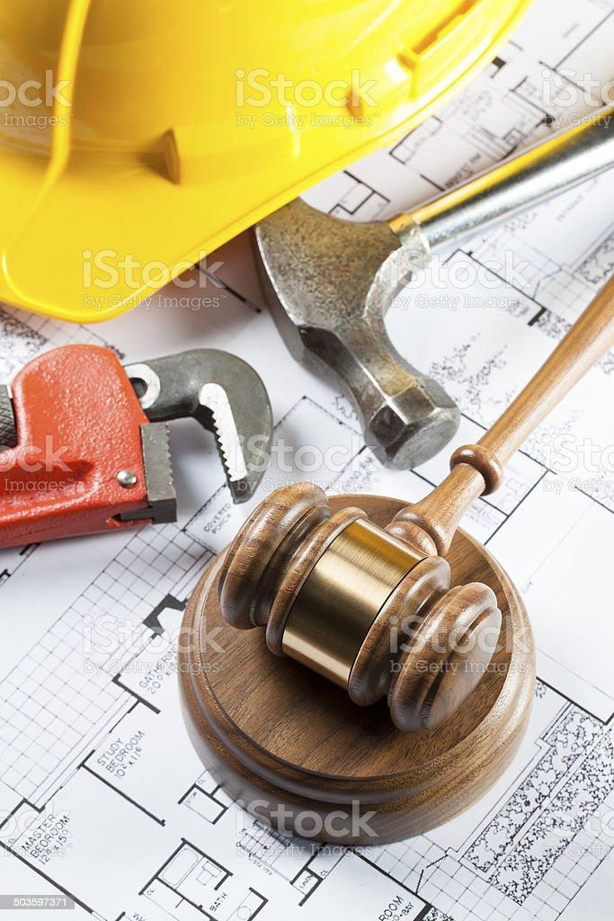 Die Rechte der Arbeitnehmer.  Konstruktion Mängel – Foto