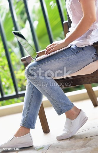 525811918 istock photo Working and Communication 532049146