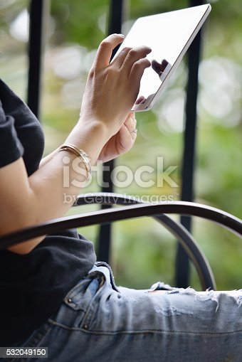525811918 istock photo Working and Communication 532049150