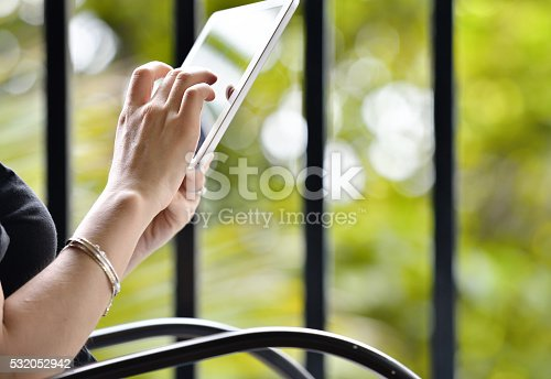 525811918 istock photo Working and Communication 532052942