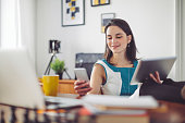istock Working at home 1219179182