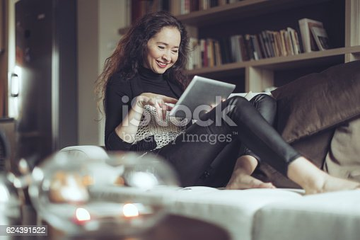 istock Working at home 624391522