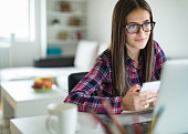 istock Working at home 637051352