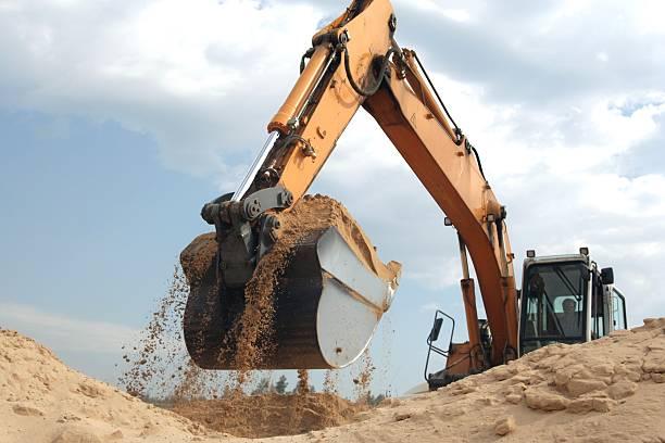Escavatore - Foto e Immagini Stock - iStock