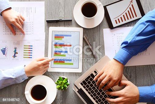 istock Working business people 641548742