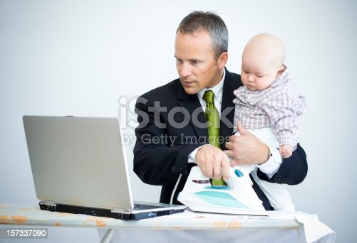 istock Working From Home 157337090