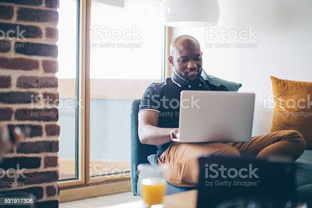 Working from home picture id531917308?b=1&k=6&m=531917308&s=612x612&h=vnbvqty4m5issf0hog7twie5oyl3c1tbslyqm3w5gt0=