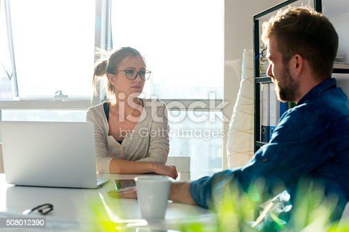 511979840istockphoto Working in office 508012390