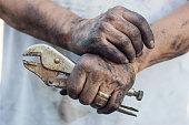 Working Man's Greasy hands, DIY