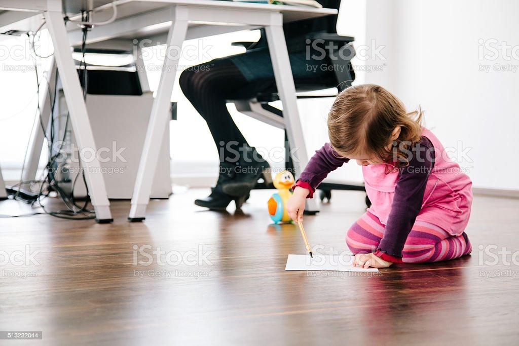 Working Mom – Foto