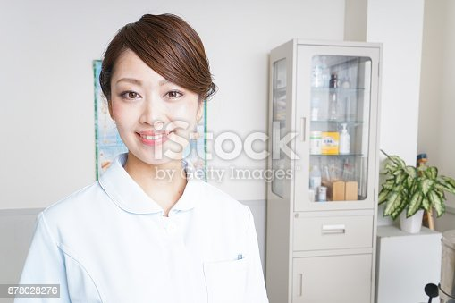 working nurse  image