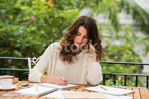 istock Working on article 486850142