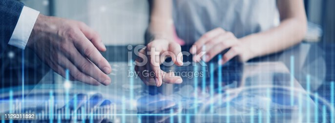 istock working on project 1129311892