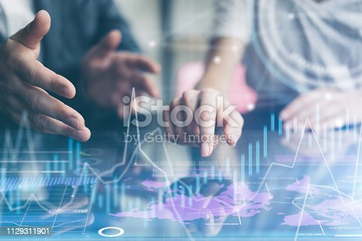 istock working on project 1129311901