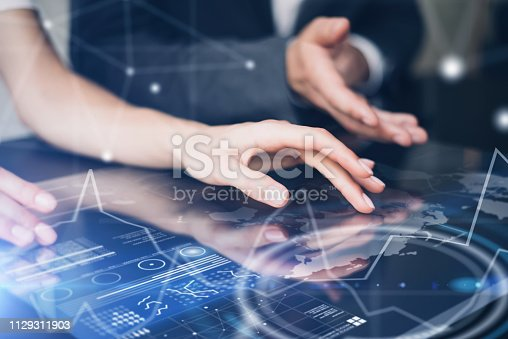 istock working on project 1129311903