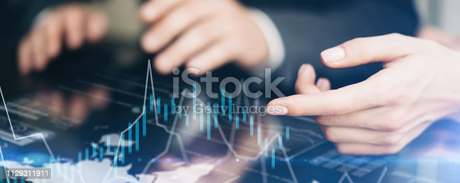 istock working on project 1129311911
