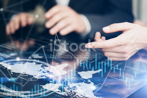 istock working on project 1129311915