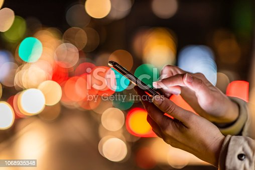 istock Working remotely 1068935348