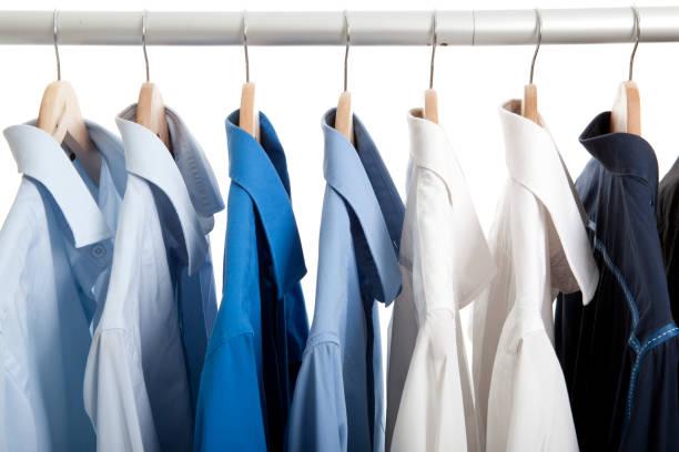 Camisas de trabalho - foto de acervo