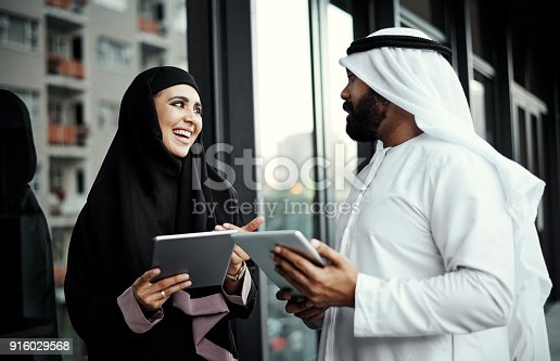 471250190istockphoto Working together for the betterment of business 916029568