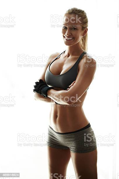 Working Towards The Body I Want Stock Photo - Download Image Now