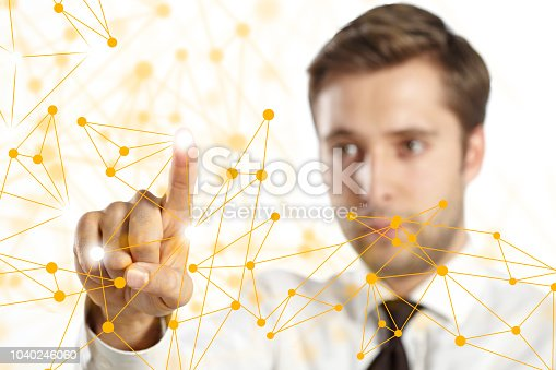 515789546istockphoto Working with touch screen 1040246060