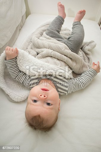istock Workout before bedtime 672507220