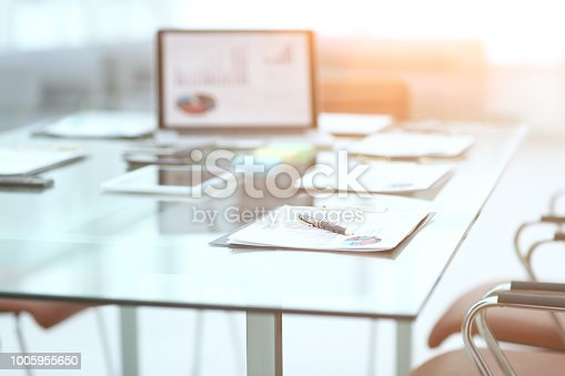 1090482098istockphoto workplace of the businessman.photo with copy space 1005955650