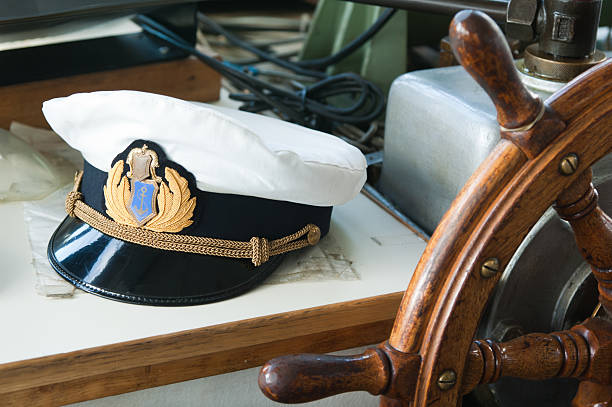 Lieu de travail du Capitaine - Photo