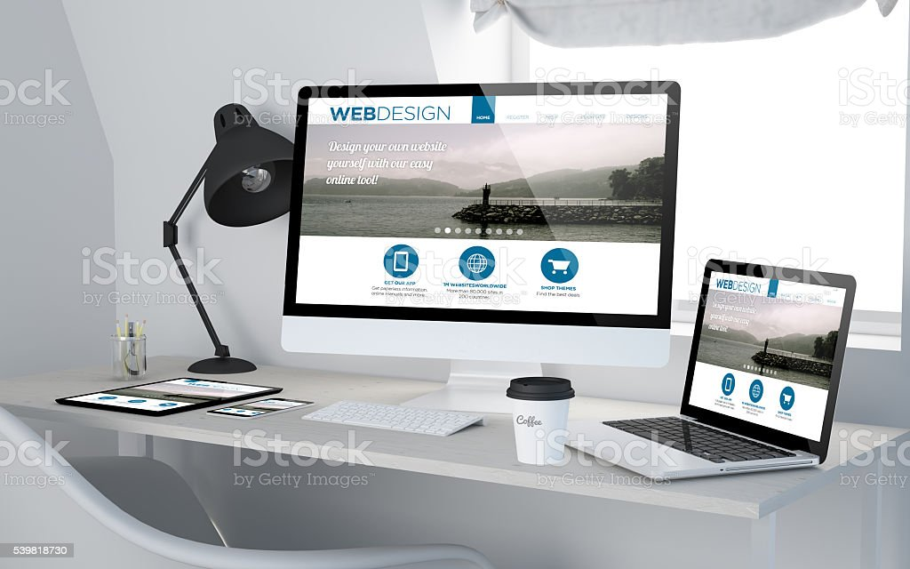 Image result for Web Design istock