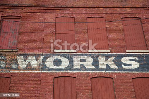 istock Works Wall 182517004