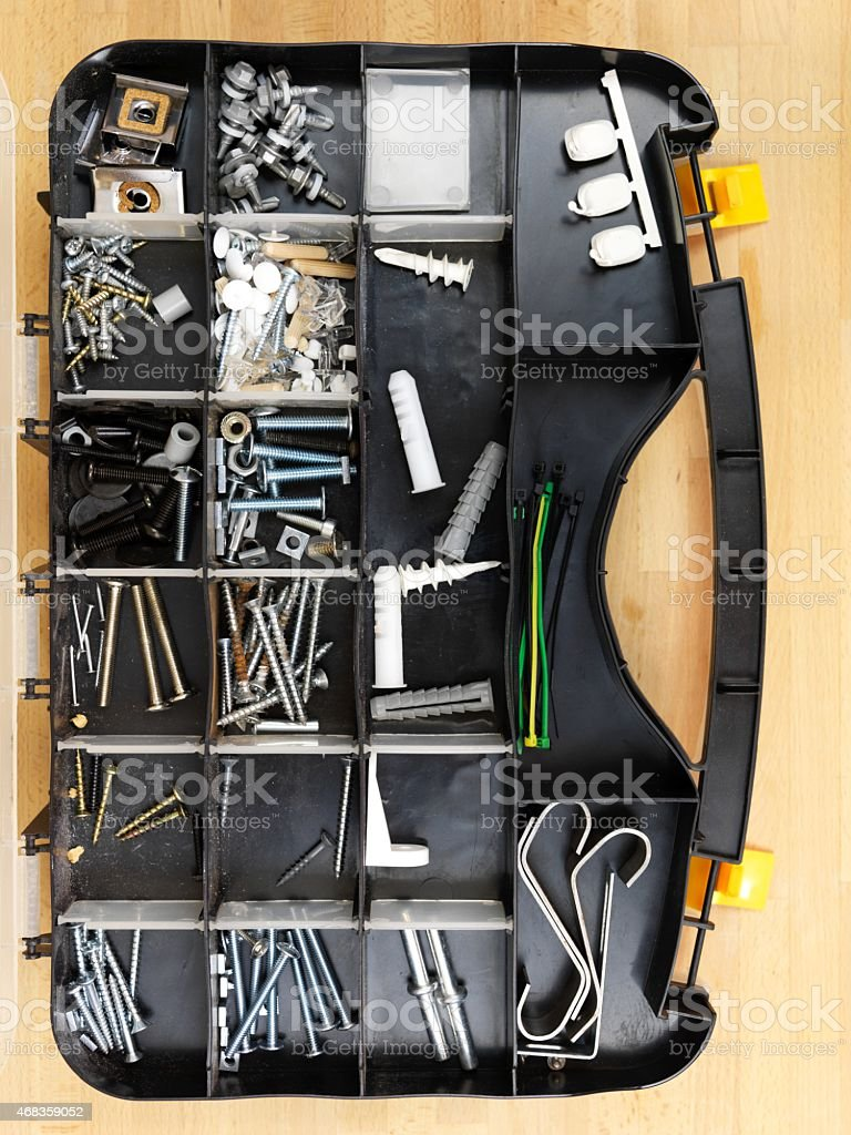 Workshop Tidy royalty-free stock photo