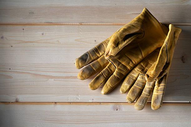 workung handschuhe - arbeitshandschuhe stock-fotos und bilder
