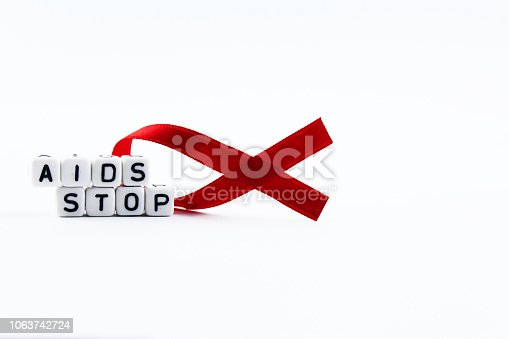 istock world AIDS day 1063742724