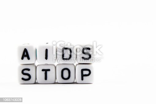 istock world AIDS day 1063743028