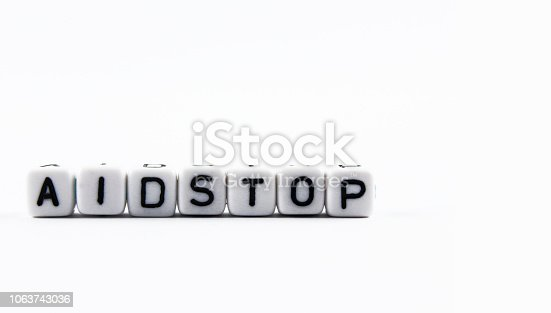 istock world AIDS day 1063743036