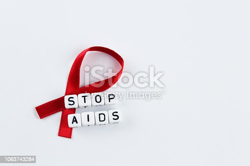 istock world AIDS day 1063743284