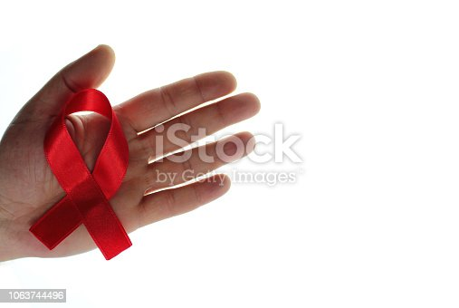 istock world AIDS day 1063744496