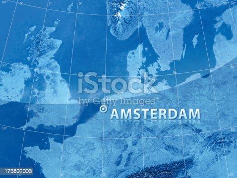 istock World City Amsterdam 173802003