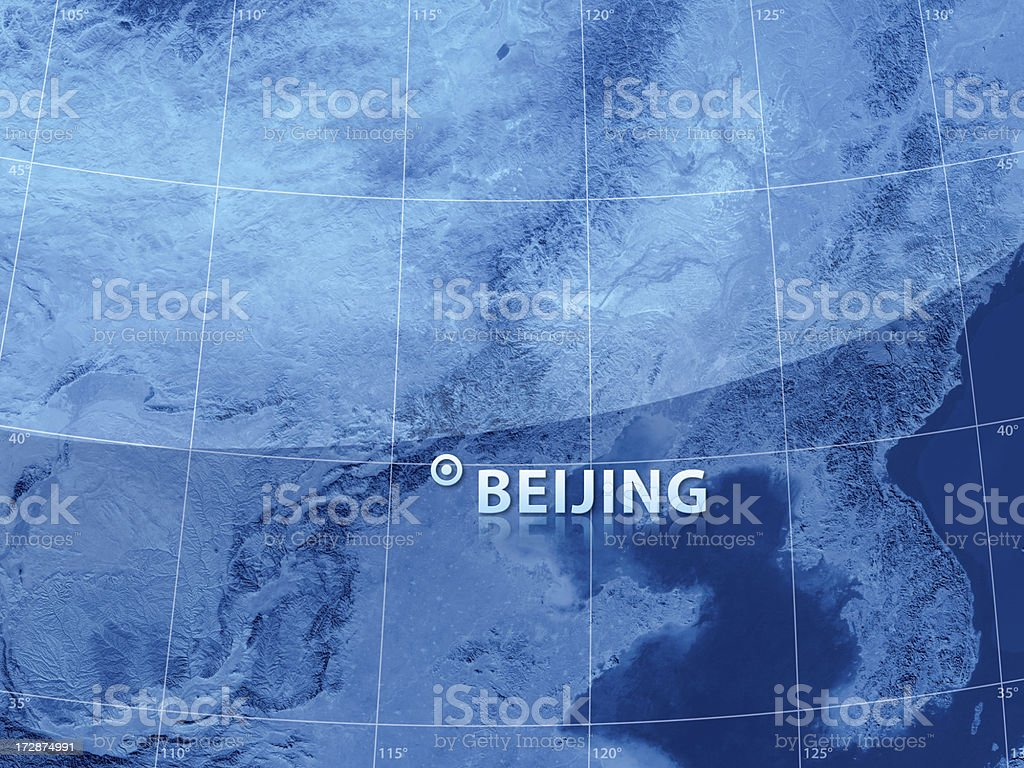World City Beijing royalty-free stock photo